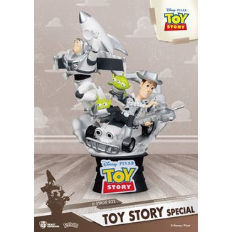 Figura Toy Story Special Edition D-Stage Disney
