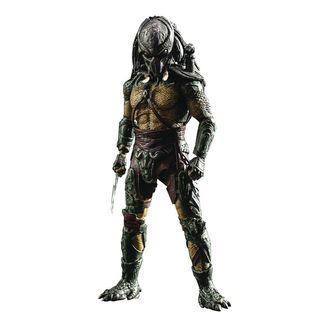 Tracker Predator Previews Exclusive Figure Predator