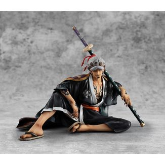 Figura Trafalgar Law One Piece P.O.P. Warriors Alliance