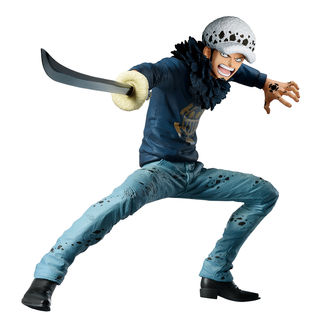 Figura Trafalgar Law One Piece Treasure Cruise Ichibanso