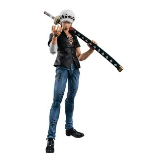Trafalgar Law Version 2 Figure One Piece Variable Action Heroes