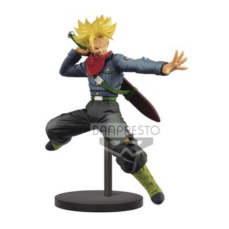 Trunks SSJ Figure Dragon Ball Super Chosenshiretsuden II Vol 2