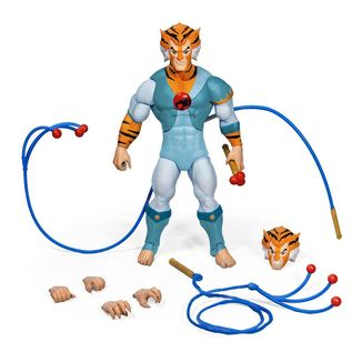 Figura Tygra The Scientist Warrior Thundercats Ultimates