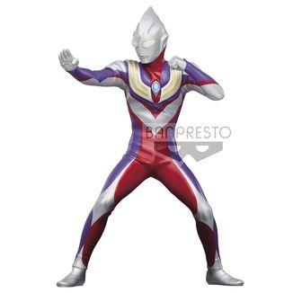Ultraman Tiga Figure Ultraman Tiga Hero's Brave