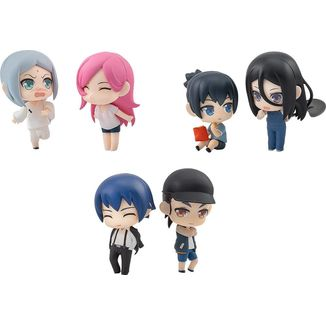 Under One Person Collectible Series Figure Set