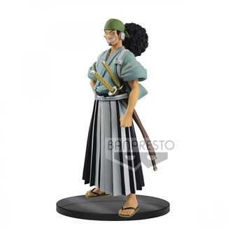 Usopp Figure One Piece DXF The Grandline Men Wanokuni Vol 6