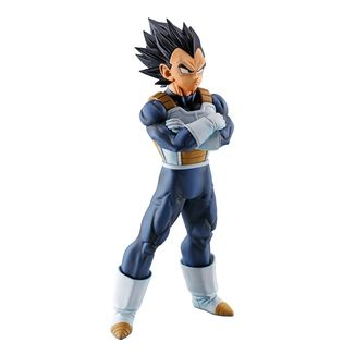 Vegeta Base Figure Dragon Ball Super Ichibansho Strong Chains