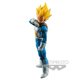 Vegeta SSJ Figure Dragon Ball Z Resolution of Soldiers Vol 2