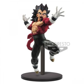 Figura Vegeta Xeno SSJ4 9th Anniversary Super Dragon Ball Heroes