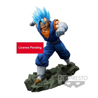 Vegetto SSGSS Figure Dragon Ball Z Dokkan Battle