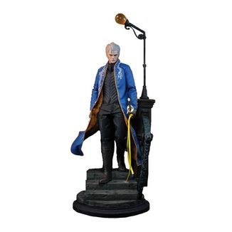 Figura Vergil Luxury Edition Devil May Cry 3