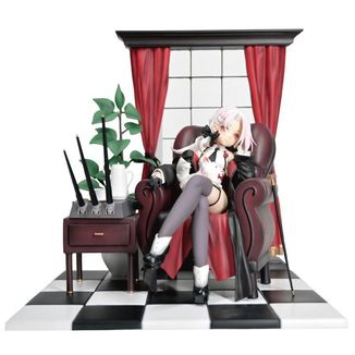 Vittorio Veneto Pitch Black Oath Deluxe Version  Figure Warship Girls R