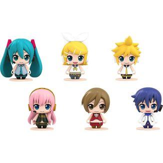 Figura Vocaloid Pocket Maquette vol 1 Set