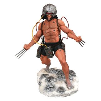 Figura Weapon X Marvel Comic Gallery