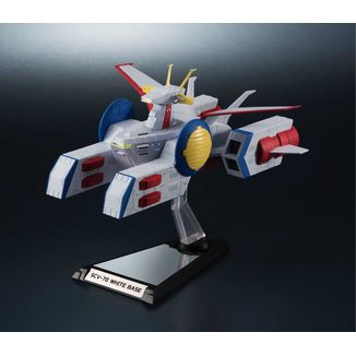White Base SCV-70 1/1700 Kikan Taizen Figure Mobile Suite Gundam