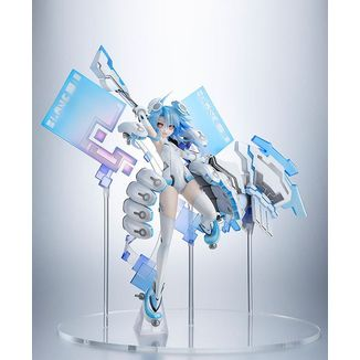 Figura White Heart Hyperdimension Neptunia