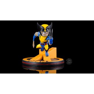 Figura Wolverine X Men Marvel Comics Q Fig
