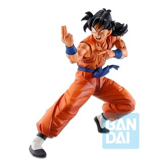 Figura Yamcha Spirit Ball Dragon Ball Z Dragon Ball Ex Ichibansho