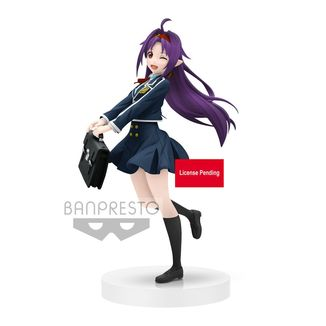 Figura Yuuki School Sword Art Online EXQ