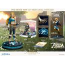 Figura Zelda Collector's Edition The Legend of Zelda Breath of the Wild