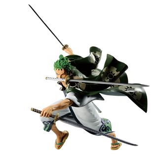 Zoro Juro Figure One Piece Ichibansho Full Force