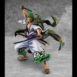 Zorojuro Figure One Piece Warriors Alliance P.O.P.