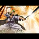Figura Zorojuro One Piece Warriors Alliance P.O.P.