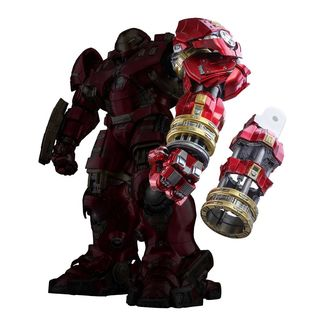 Figura Accesories Collection Series Hulkbuster Vengadores La Era de Ultron