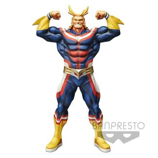 Figura All Might My Hero Academia Grandista