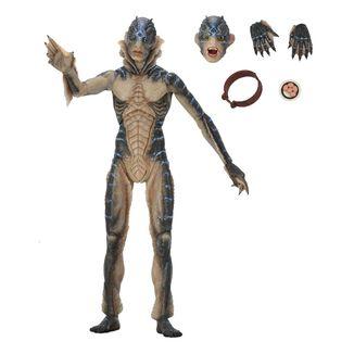 Figura Amphibian Man The Shape of Water Guillermo del Toro Signature Collection
