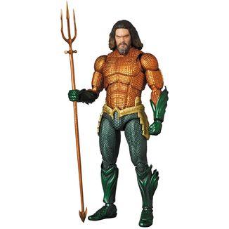 Figura Aquaman DC Comics MAF EX