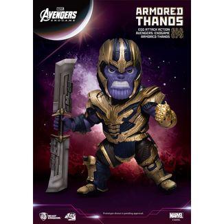 Figura Armored Thanos Vengadores Endgame Egg Attack