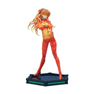 Asuka Shikinami Langley Test Plugsuit Figure Evangelion 2.0 You Can (Not) Advance