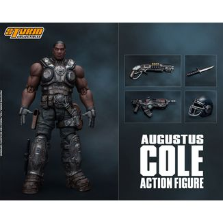 Augustus Cole Figure Gears of War 5