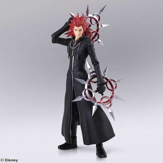 Axel Figure Kingdom Hearts III Bring Arts
