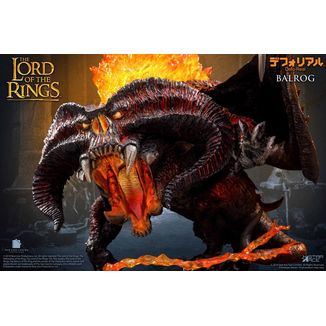 Balrog Figure The Lord of the Rings Defo-Real Series