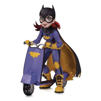 Figura Batgirl by Chrissie Zullo DC Comics DC Artists Alley