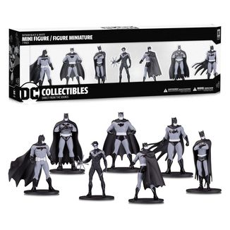 Batman Black & White Figure DC Comics Box Set #1