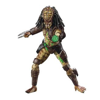 Figura Battle Damaged City Hunter Previews Exclusive Predator 2