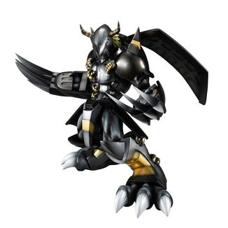 Figura Black Wargreymon Digimon Adventure G.E.M.