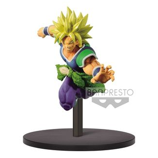 Figura Broly SSJ Dragon Ball Match Makers