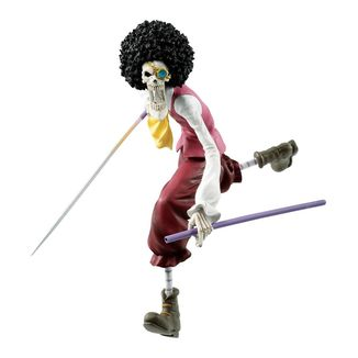 Brook Figure One Piece Stampede Ichibansho