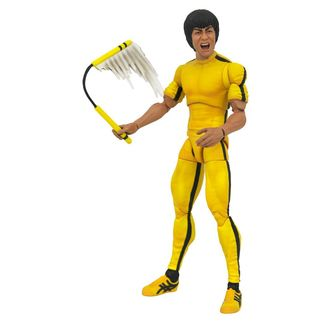 Figura Bruce Lee Yellow Jumpsuit Select