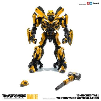 Bumblebee Figure Transformers The Last Knight