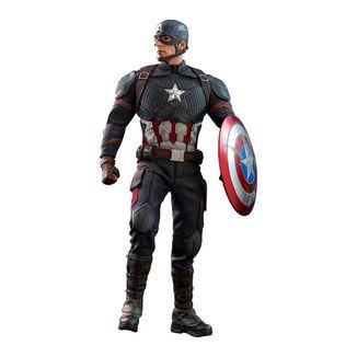 Figura Captain America Vengadores Endgame Marvel Comics Movie Masterpiece
