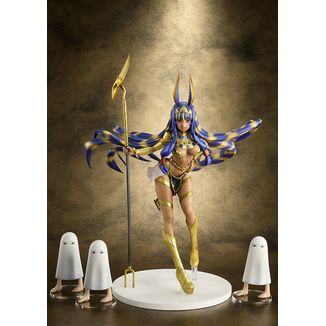 Figura Caster/Nitocris Limited Edition Fate/Grand Order