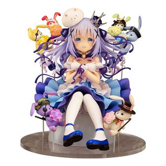 Figura Chino & Rabbit Dolls Is the Order a Rabbit