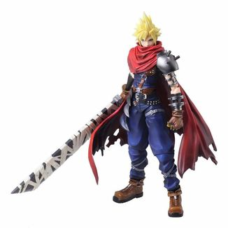 Cloud Strife Another Form Figure Final Fantasy VII Bring Arts
