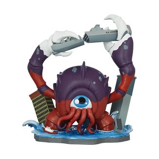 Figura Crabthulu Terror of the Deep Unruly Kaiju Series