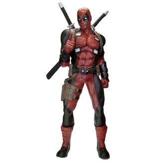 Deadpool Figure Marvel Classics Real Size